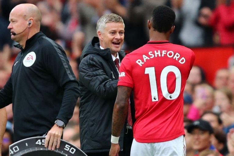 Inilah Pelatih Favorit dari Rashford!