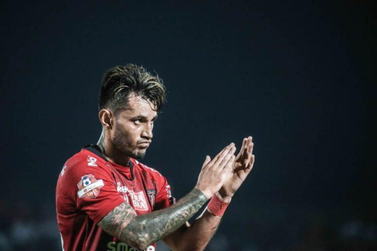 Lilipaly Minta Bali United Move On ke Laga Berikutnya