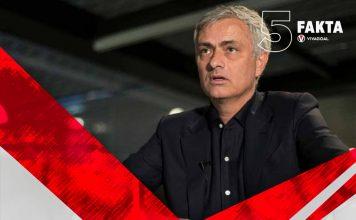 5 Fakta yang Jarang Terekspos Tentang Jose Mourinho