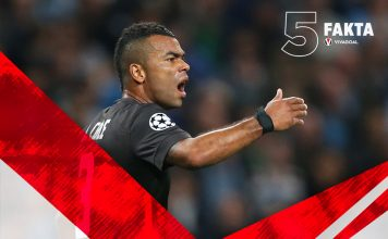 5 Fakta Seputar Perjalanan Karir Sepakbola Ashley Cole