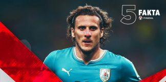 5 Pesepakbola Terbaik yang Mengharumkan Uruguay