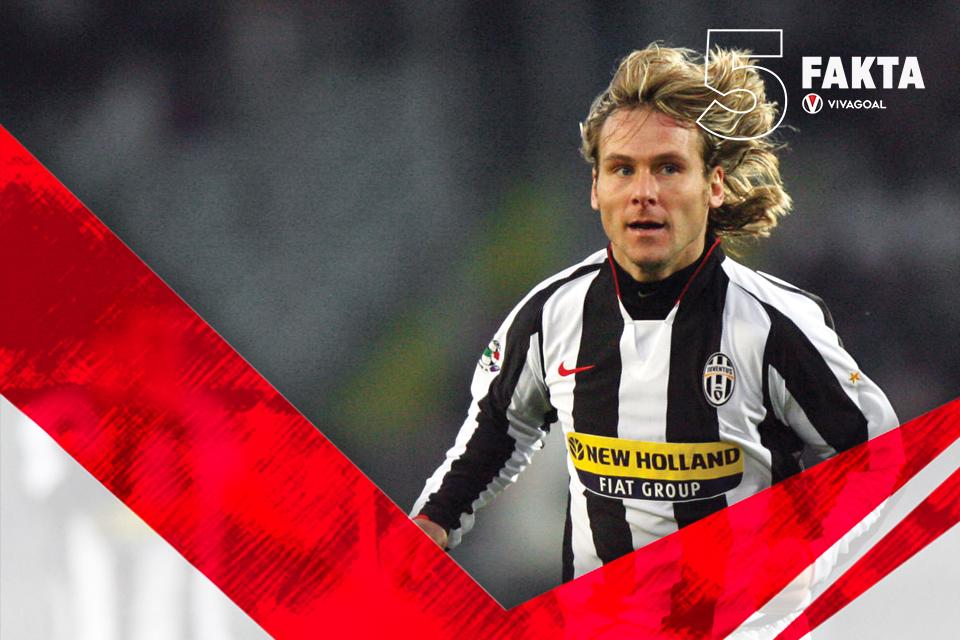 5 Fakta Si Tendangan Gledek dari Juventus