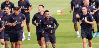 Tenang, Neymar Masih Bagian Dari Skuat PSG Musim Ini