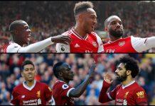 Trio Arsenal Akan Kalahkan Trio Serang Liverpool