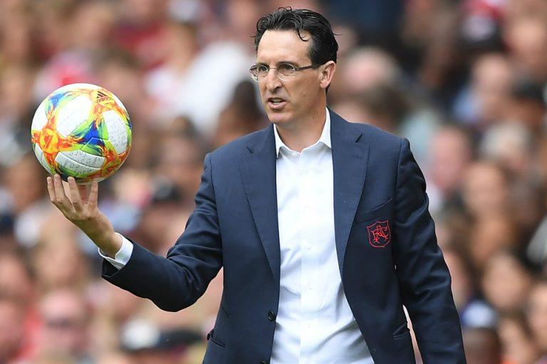 Emery Sedang Berbicara dengan Pihak Klub Ligue 1