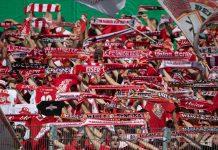 Cara Unik Suporter Union Berlin Sambut Laga Perdana Bundesliga