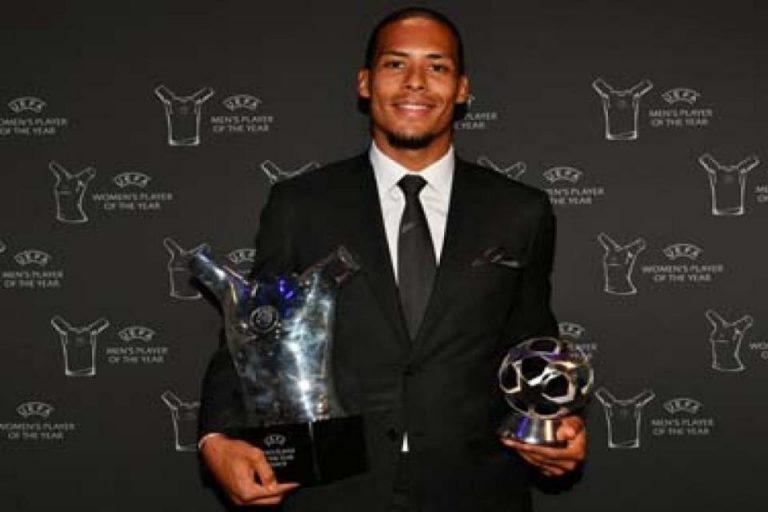 Virgil van Dijk Belum Pantas Disandingkan dengan Pemain Terbaik FIFA