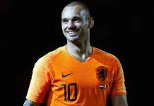 Wesley Sneijder Resmi Pensiun!