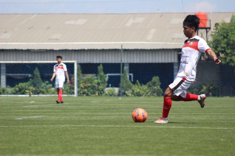 Brace Rafiqi Antar XBR FC Taklukkan Anak Rantau FC