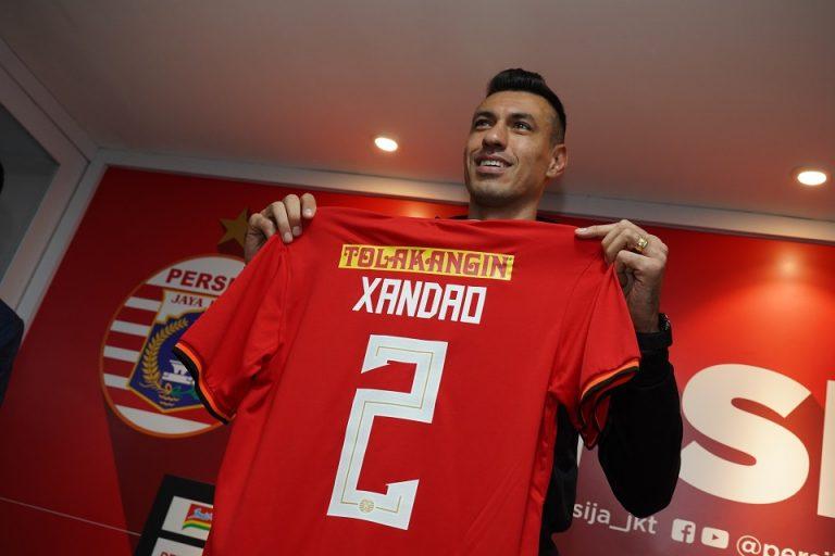 Pemain Baru Persija Siap Ikuti Jejak Kesuksesan Pendahulunya