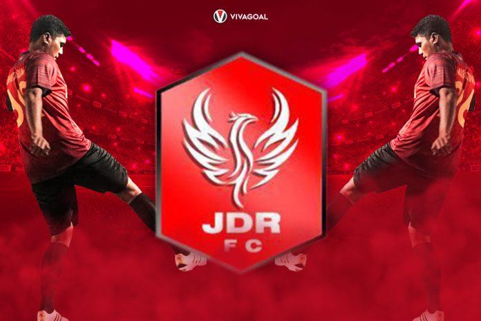 JDR FC Bangkit di Liga 2
