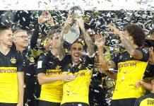 Kalahkan Bayern 2-0, Dortmund Juara Piala Super Jerman