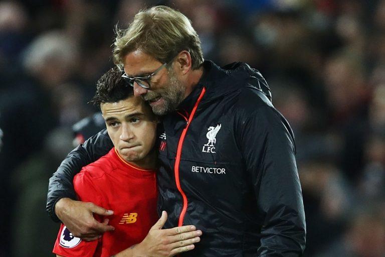 Klopp Masih Belum 'Move On' Dari Coutinho