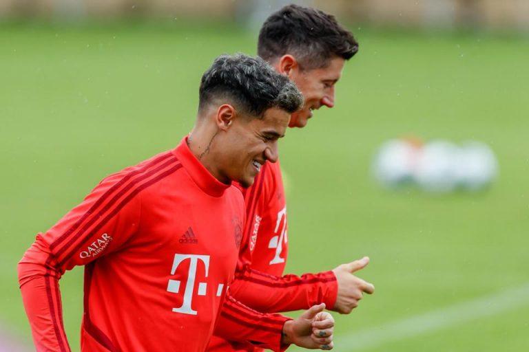 Kiper Ini Doakan Coutinho di Bayern Munchen