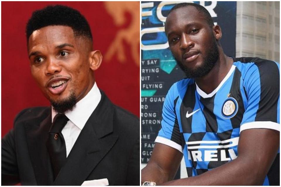 Samuel Eto'o Yakin Lukaku Bisa Berhasil di Inter Milan