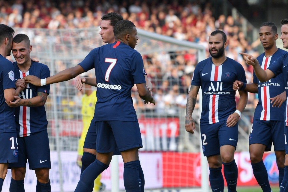 Misi Balas Dendam PSG di Piala Super Prancis