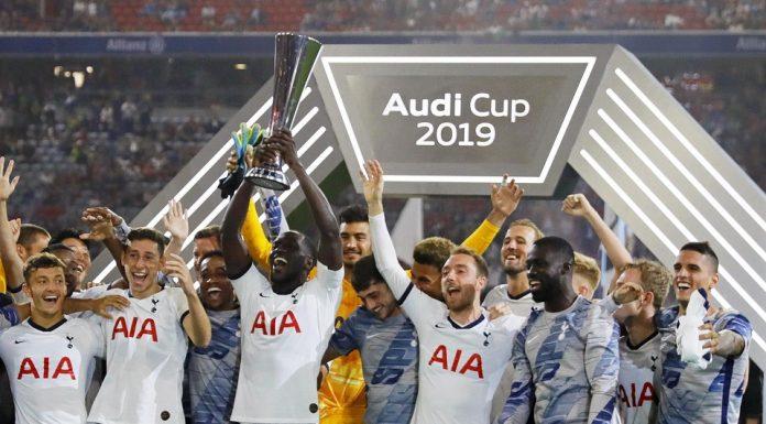 Melalui Drama Adu Penalti, Tottenham Keluar Sebagai Juara Audi Cup 2019