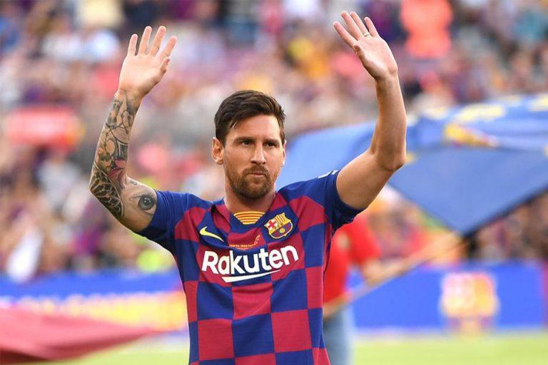 Arturo Vidal: Lionel Messi Berasal dari Planet Lain