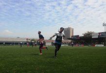Cigondewah Putra Hentikan Tren Kemenangan Putra Mekar FC