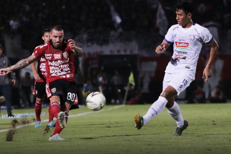 Paulo Sergio Senang Bisa Kembali Bermain Saat Bali United Jamu Persib