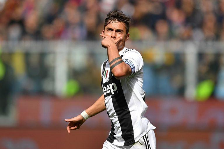 Juventus Siap Lepas Dybala Demi Striker Spurs?