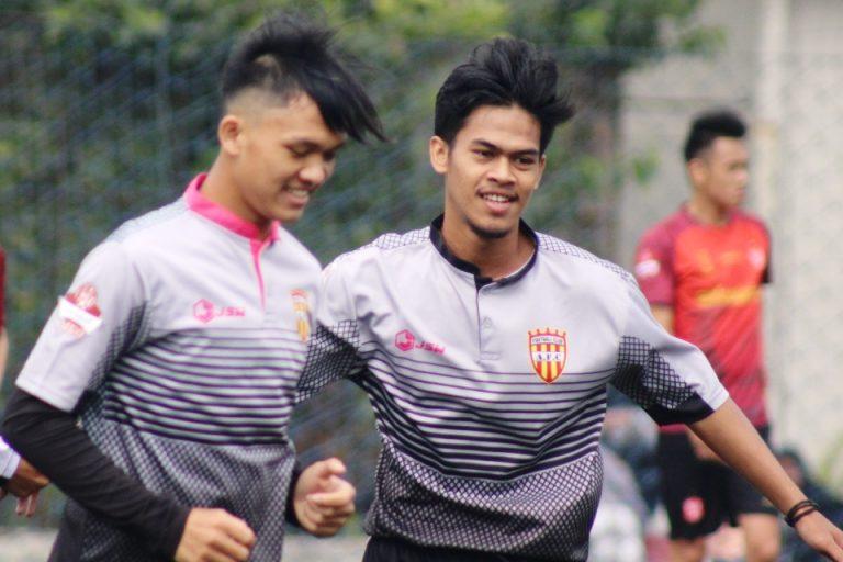 Andir FC Susah Payah Tumbangkan BR Golazo FC