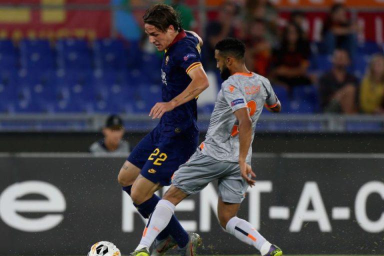 AS Roma Menang Besar di Liga Eropa