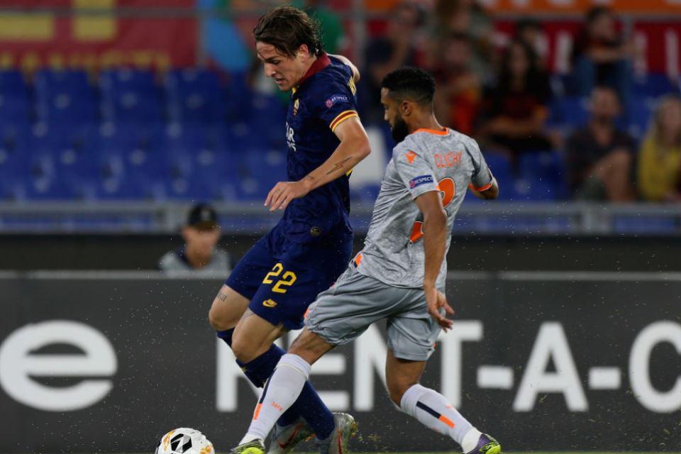 AS Roma Liga Eropa