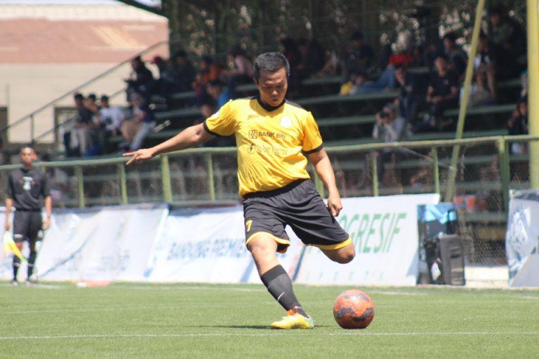 D'Fourty FC Terus Jaga Asa Juara