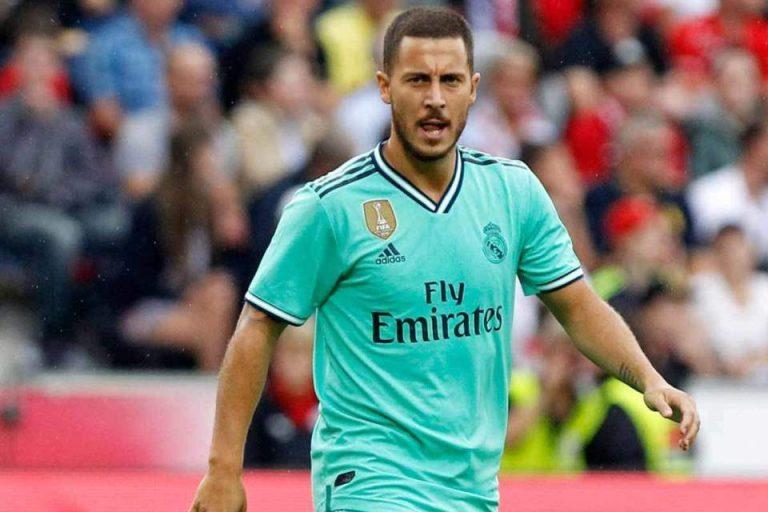 Ambisi Hazard Jelang Derby Madrid
