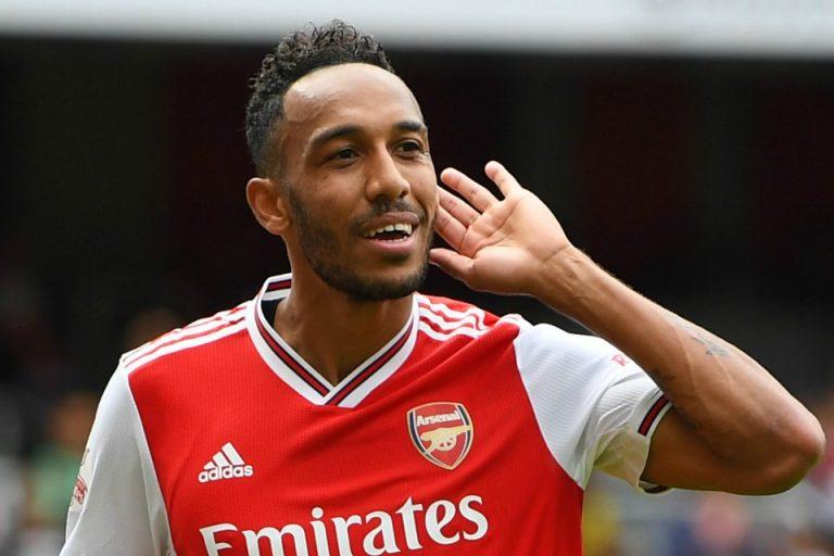 Arsenal Lepas Aubameyang ke San Siro?