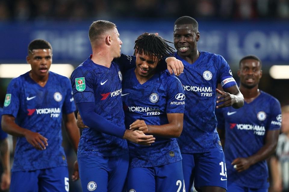 Bantai Grimsby, Lampard Mengaku Puas Dengan Performa Pemain Muda Chelsea