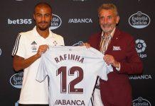 Barcelona Kembali Pinjamkan Rafinha ke Celta Vigo