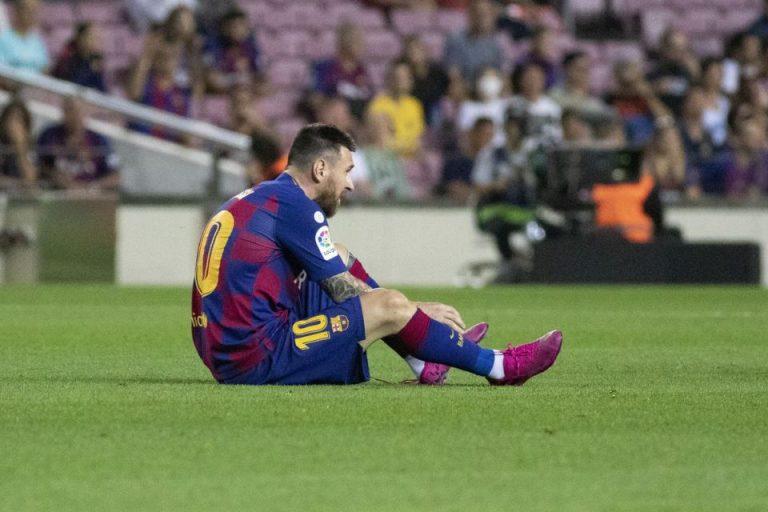 Legenda Minta Barcelona Hati-Hati Mainkan Messi, Kenapa?