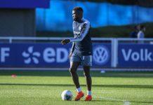 Barcelona Konfirmasi Cedera Samuel Umtiti Tidak Serius