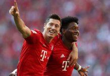 Hasil Bayern Munchen