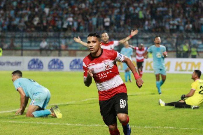 Beto Sebut Madura United Miliki Ambisi Besar untuk Juara