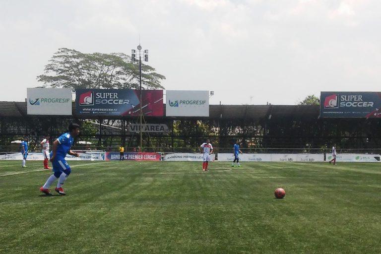 Tak Ingin Kalah dari A76, Blue FC Raih Kemenangan Perdana