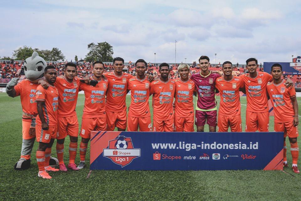 Gerak Cepat Bornei FC di Bursa Transfer Liga 1 2020