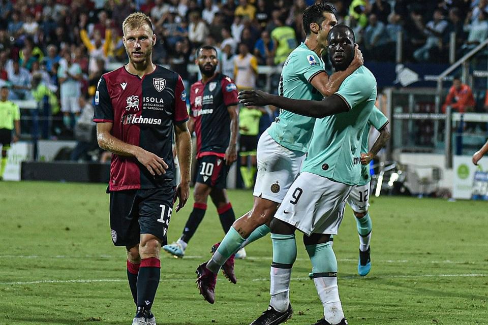 Cagliari Dukung Lukaku, Namun Tak Ingin Dicap Memiliki Fans Rasis