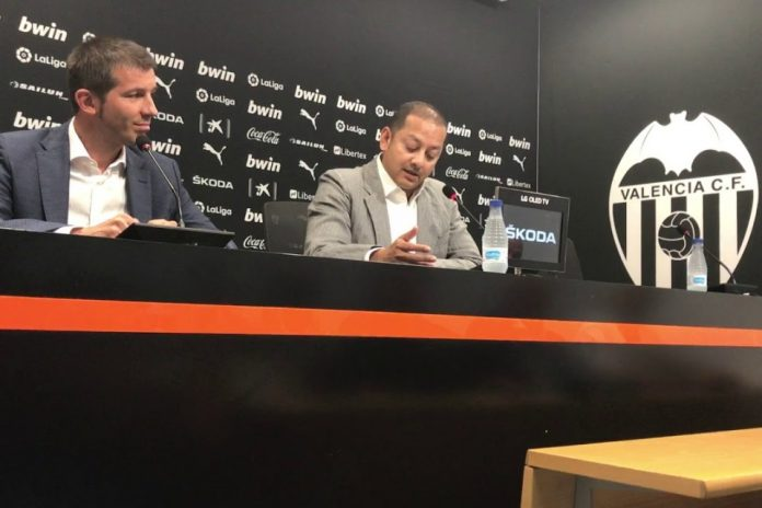 Pelatih Baru Valencia Mengaku Siap Hadapi Tantangan Besar