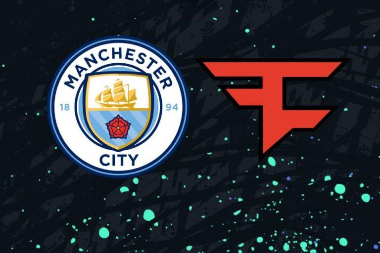 Manchester City Jalin Kerjasama dengan Tim Esports Kenamaan