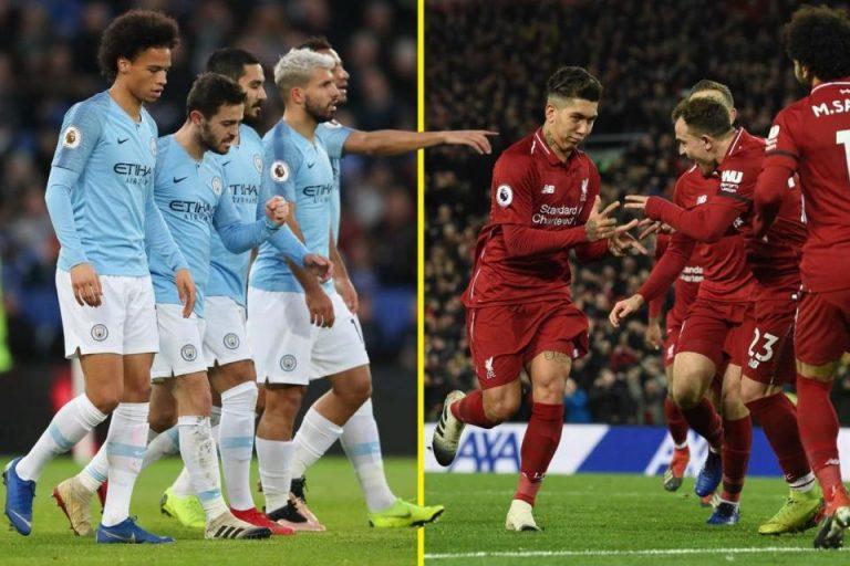 Seluruh Dunia Diklaim Bakal Tonton Duel Liverpool vs Man City!