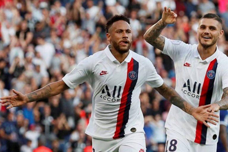 Neymar Berharap Bebas Cedera Musim Ini