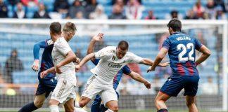Courtois Kesal Dengan Debut Eden Hazard