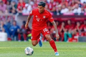 Kehadiran Coutinho Buat Lini Serang Bayern Lebih Berwarna