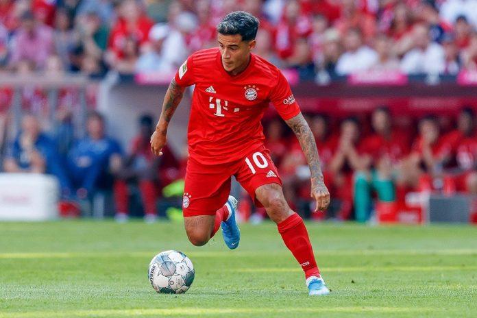 Coutinho Bayern Munchen