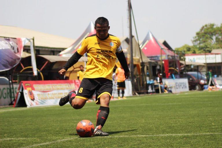 Kalahkan Alpi Jaya Raya FC, D'Fourty FC Jaga Tren Positif