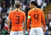Van Dijk Buka Suara Terkait De Ligt di Timnas Belanda