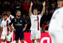 Dibantai PSG 3-0, Madrid Catatkan Rekor Terburuk Dalam 16 Tahun Terakhir